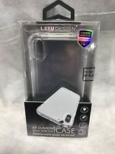 Iphone XS Max Clear Cover Shock Proof Air Cushioned Case Fast Free USA Shipping