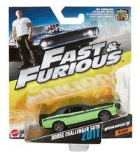 Altri modellini statici auto verde Mattel