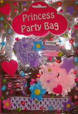 Girls Filled Princess Party Bag 12 Fashion Fillers Toys