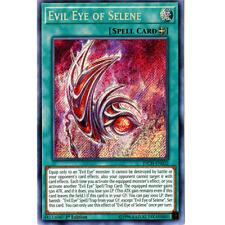 Evil Eye of Selene - INCH-EN032 - Secret Rare - 1st Edition