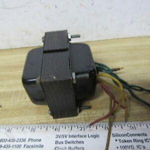 TRANSFORMERS POWER 480VCT@55mA 5V@2A 6.3VCT@ 2A STANCOR PM-8402 HAM RADIO