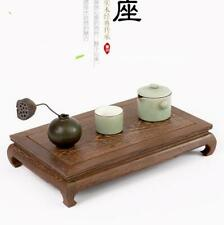 Jichi wood base display stand For vase teapot statue flowerpot 1PC