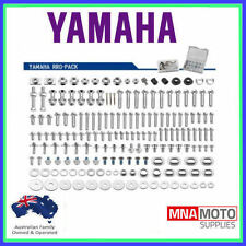 ACCELL YAMAHA YZ100 125 250 450  PRO PACK FACTORY BOLT KIT  EVERY BOLT YOU NEED