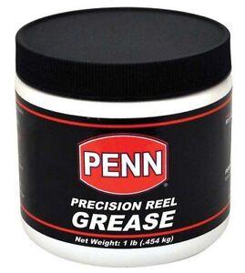 PENN fishing 1lb tub of grease - Reel Maintenance + Free Post