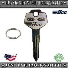 New Key For Subaru & Nissan Vehicles Replacement Uncut Key Blade - X123 / DA25