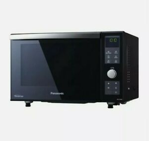 NEW Panasonic NN-DF386BBPQ Flatbed Combination Microwave Oven Grill 23L