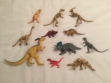 Dinosaur Lot- 24 figures educational- Safari Ltd Triceratops Schleich T-Rex Etc