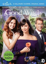GOOD WITCH: SEASON 4 DVD - THE COMPLETE FOURTH SEASON - NEW UNOPENED - HALLMARK