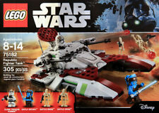 Lego Star Wars 75182 Republic Fighter Tank Aayla Secura Clone Gunner, 2017 NIB