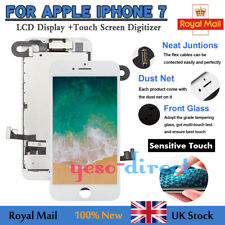 For iPhone 7 Screen Replacement LCD 3D Touch Display Digitizer Camera 4.7' White