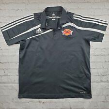 Vintage MLS PUBS Adidas Soccer Polo Shirt Golf Mens L Large Climalite Soccer
