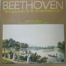 ROTTERDAMS PHILHARMONISCH ORKEST - CHARLES MUNCH - BEETHOVEN - LP