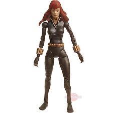 Marvel Legends Black Widow Action Figure Loose ToyBiz 2005 Series 8 Redhead Ver.
