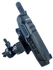 Lido Vent Mount For Motorola TLK100 With Microphone Holder
