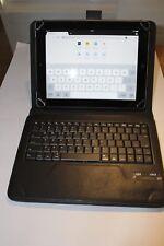 Kit: Universal Bluetooth Keyboard Case for 9-10 Inch Tablets - iPad, Samsung Tab