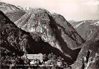 NAERODAL CANYON NORWAY NORGE STALHEIM HOTEL~NORMANN PHOTO POSTCARD 1950s