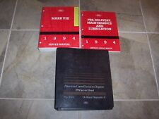 1994 Lincoln Mark VIII 8 Workshop Shop Service Repair Manual Coupe 4.6L V8