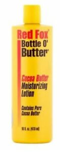 Red fox cocoa butter moisturizing lotion 16oz UK