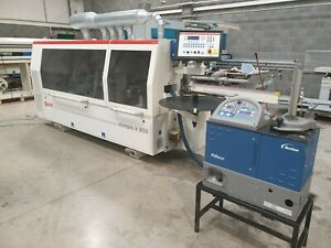 Used 2014 SCM K800 Edgebander with Nordson PU Gluing  <Price is £20,000+VAT>