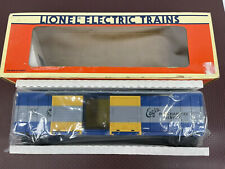 3 Rail Lionel Missouri Pacific Double Door Boxcar 6-17204