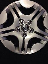 "4 - VW PASSAT JETTA GOLF 15"" HUBCAP HUB CAP WHEELCOVER WHEEL COVER W/DECAL"