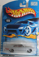 hot wheels 1/64 Mattel dodge charger 87