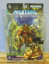 2007 Four Horsemen NECA MOTU He Man JITSU Staction Figure  NIB