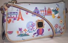 NEW*Dooney & Bourke*Disney*2017 Flower Garden Festival Crossbody*Pouchette*