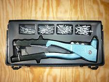 Nietzange Blindnietzange mit 60 Nieten  Zange 2,4-3,0-4,0-4,8mm
