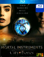 The Mortal Instruments - The: City Of Bones (Region A) < Brand New Blu-Ray >