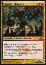 4x Carnage Gladiator   NM/M   Dragon's Maze   Magic MTG