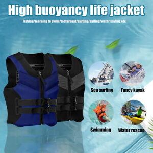 Adult Life jacket swimming equipment Lightweight Fashion Buoyancy Cotton Vest