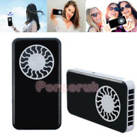 Mini Portable USB Rechargeable Cooling Air Fan Travel Pocket Cooler Fan HandHeld