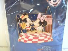 DISNEY JOURNEY THROUGH TIME PIN EVENT 2003 ROMANCE OF ITALY LE 1000 MICKEY