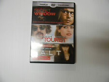 Secret Window / The Tourist / Salt (DVD, Triple Feature)