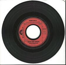 "Frank Mills, Music Box Dancer, neutral/VG,  7"" Single, 999-813"
