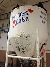 Large Hostess Flour Silo From The Original Hostess Bakery