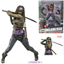 THE WALKING DEAD TV MICHONNE 10-INCH DELUXE ACTION FIGURE