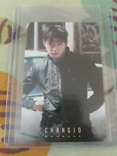 Teen top changjo exito official photocard Kpop k-pop SHIPPED IN TOPLOADER