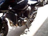 R&G Classic Style Crash Protectors for Kawasaki Z750S 2004
