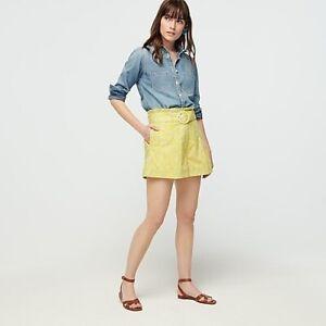 womens jcrew liberty print shorts nwt size 10