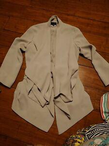 Topshop Beige Jacket