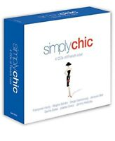 SIMPLY CHIC 4 CD NEW+