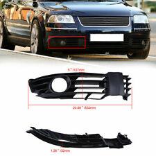 Car Front Right Lower Fog Lamp Grille for VW Passat B5.5 Sedan/Variant 2001-2005