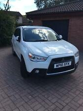 10 MITSUBISHI ASX 3 CLEARTECH DI-D 150 BHP, 11 SERVICES LOVELY SPEC AND OPTIONS