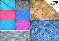 Premium 100%Cotton Quilting Craft Fabric,Flutter/ Floral,112cm Wide High Quality