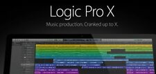Logic Pro X . 10.4.2 Latest Version Full Software Instant Delivery