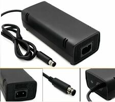 12V 9.6A AC Adapter Charger Power Supply Cable For Microsoft XBOX 360 E Con