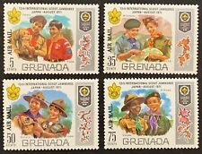 GRENADA. Air Mail Stamps. SG518+. 1972. MNH. Protected in Hawids. (LC120)