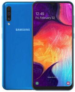Samsung Galaxy A50 - 128GB - Blue (Unlocked)